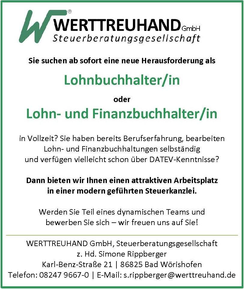 20180426_Anzeige_Lohnbuchhalterin